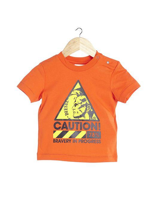 DIESEL TUZYB T-shirt & Tops U f