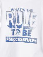 DIESEL TAZY SLIM 2-3 T-shirt & Top U a