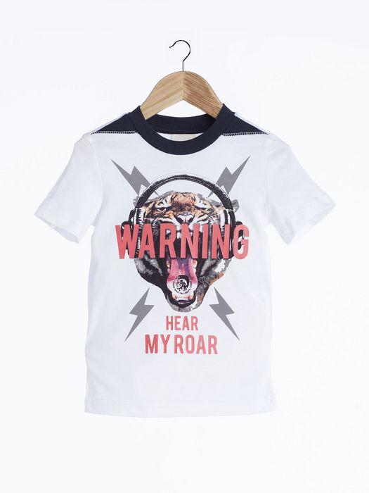 DIESEL TEIDY SLIM 2-3 T-shirt & Tops U f