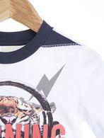 DIESEL TEIDY SLIM 2-3 T-shirt & Tops U a