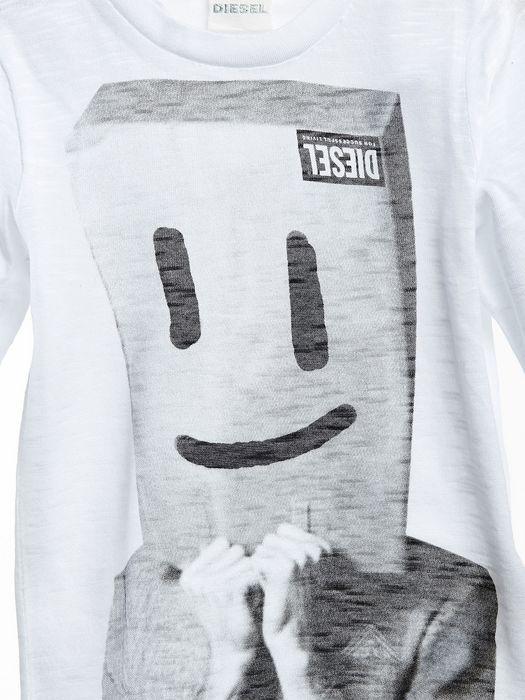 DIESEL TALFY SLIM 2-3 T-shirt & Top U a