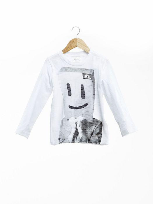 DIESEL TALFY SLIM 2-3 T-shirt & Top U f