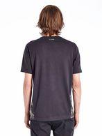 DIESEL BLACK GOLD TIBOMBER-SCUMRECYCL- T-Shirt U e