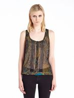 DIESEL BLACK GOLD CRESSY Tops D f