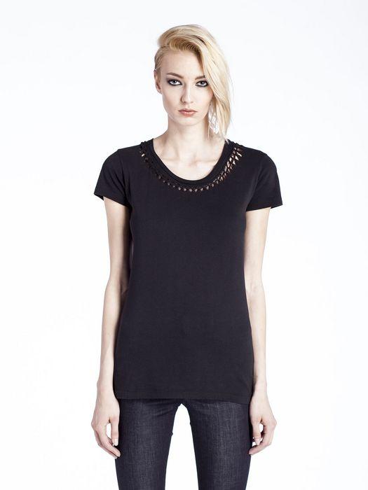 DIESEL T-MONS-A T-Shirt D f
