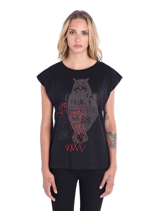 DIESEL T-ALE-O T-Shirt D f
