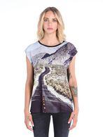 DIESEL T-ALE-P T-Shirt D f
