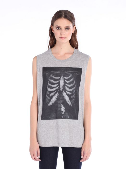 DIESEL T-TRITON-D T-Shirt D f