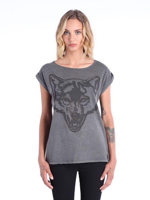 DIESEL T-ALE-L T-Shirt D f