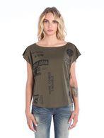 DIESEL T-SUM-U T-Shirt D f