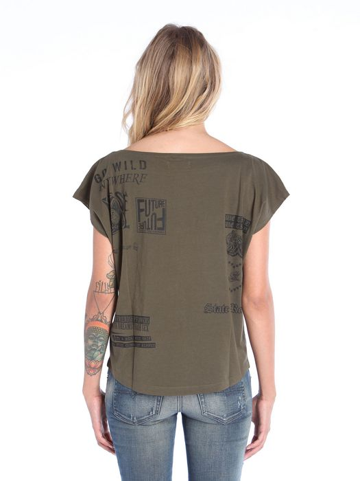DIESEL T-SUM-U T-Shirt D e