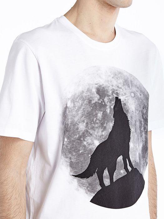 DIESEL T-WOLF T-Shirt U a