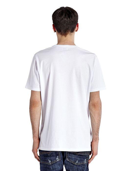DIESEL T-WOLF Camiseta U e