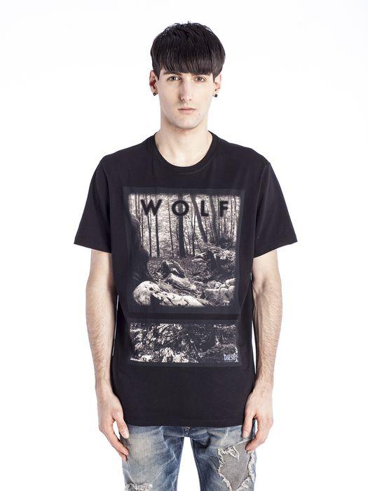 DIESEL T-URBI T-Shirt U f
