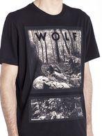 DIESEL T-URBI T-Shirt U a