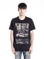 DIESEL T-URBI Camiseta U f