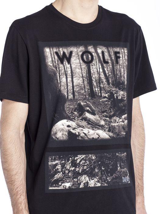 DIESEL T-URBI Camiseta U a