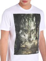 DIESEL T-EBO T-Shirt U a
