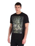 DIESEL T-EBO T-Shirt U f