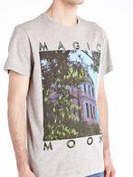 DIESEL T-ISSA T-Shirt U a