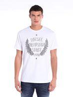 DIESEL T-NITARE Camiseta U e