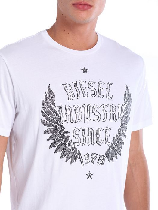 DIESEL T-NITARE Camiseta U r