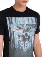 DIESEL T-UZURI T-Shirt U a