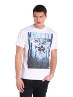 DIESEL T-UZURI T-Shirt U f