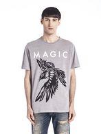 DIESEL T-MUZI T-Shirt U f