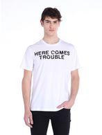DIESEL T-ALOIS T-Shirt U f