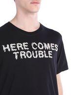 DIESEL T-ALOIS T-Shirt U a