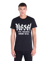 DIESEL T-ADAL T-Shirt U f