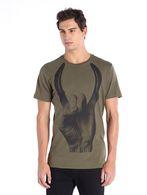 DIESEL T-GARD T-Shirt U f
