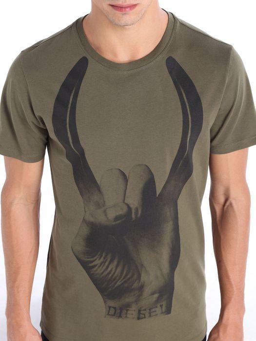 DIESEL T-GARD T-Shirt U a