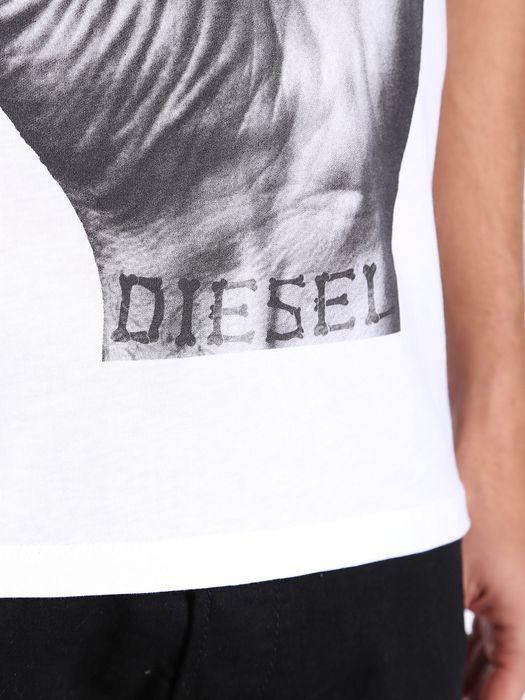 DIESEL T-GARD Camiseta U a