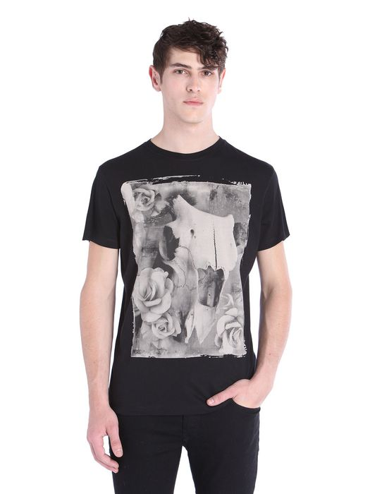 DIESEL T-GISO T-Shirt U f