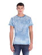 DIESEL T-INDIGER Camiseta U f