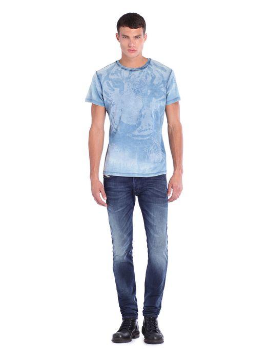 DIESEL T-INDIGER Camiseta U r