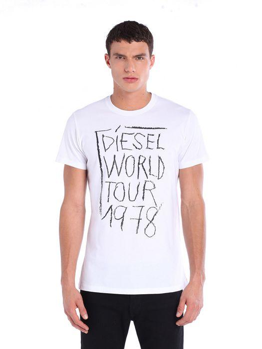 DIESEL T-BARN T-Shirt U f