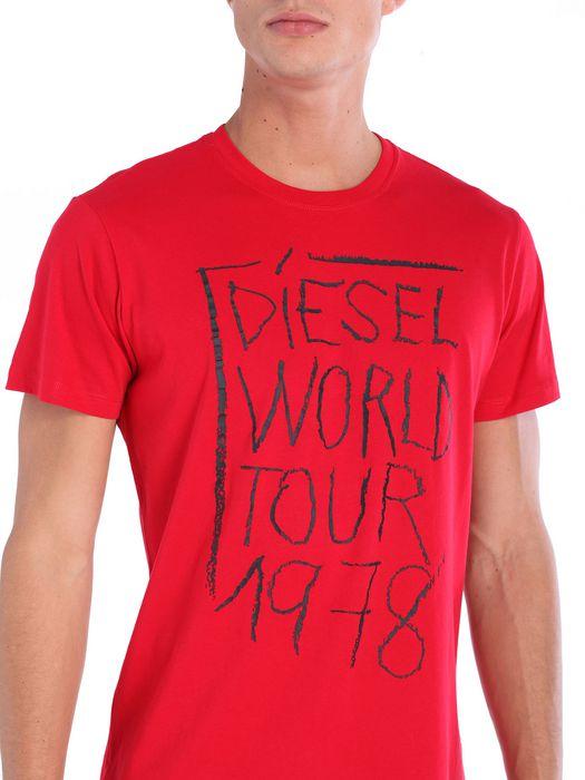DIESEL T-BARN Camiseta U a