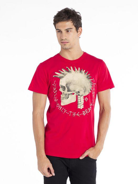 DIESEL T-FEDDO T-Shirt U f