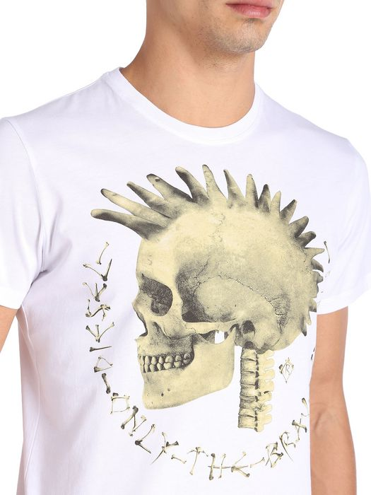 DIESEL T-FEDDO T-Shirt U a