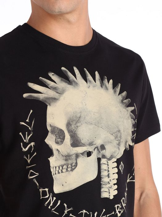 DIESEL T-FEDDO Camiseta U a
