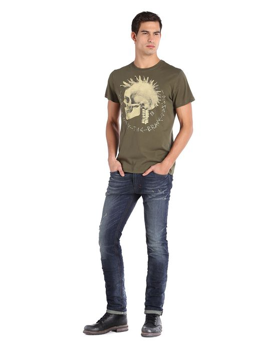 DIESEL T-FEDDO T-Shirt U r