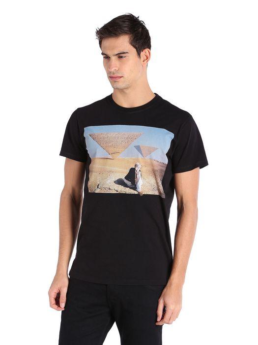 DIESEL T-DANO T-Shirt U f