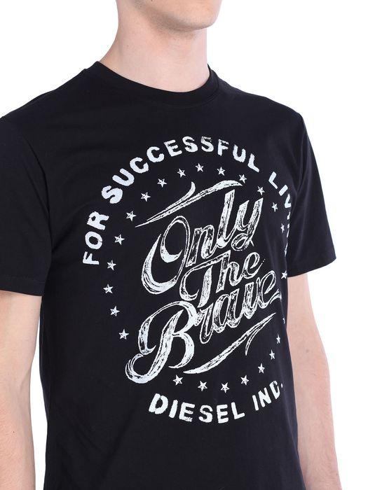 DIESEL T-BALDER T-Shirt U a