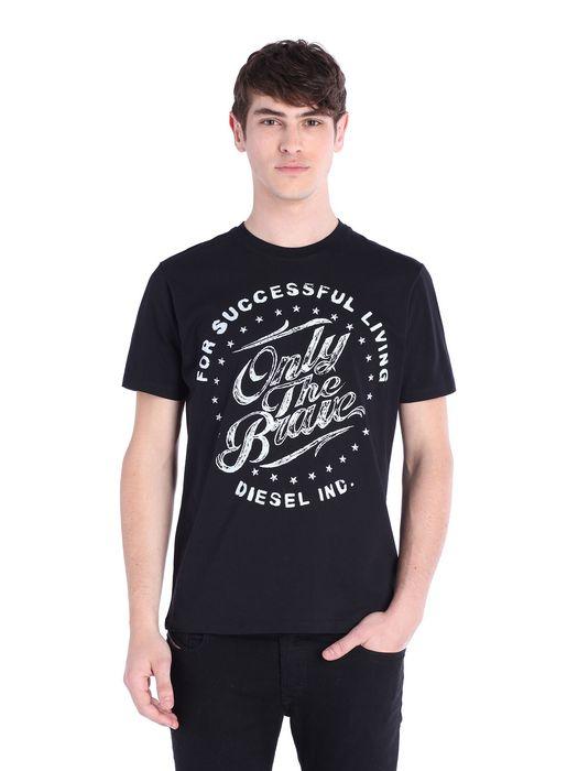 DIESEL T-BALDER T-Shirt U f