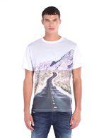 DIESEL T-HAGEN T-Shirt U f