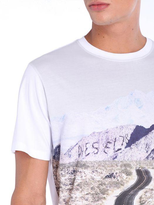 DIESEL T-HAGEN T-Shirt U a