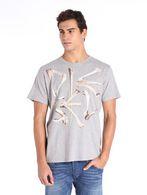 DIESEL T-ELKO Camiseta U f